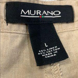 Murano Pants - Linen/Cotton pants